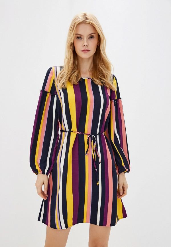 Фото - женское платье Baon разноцветного цвета