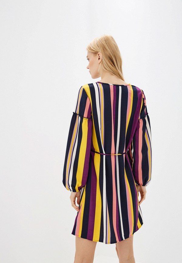 Фото 3 - женское платье Baon разноцветного цвета