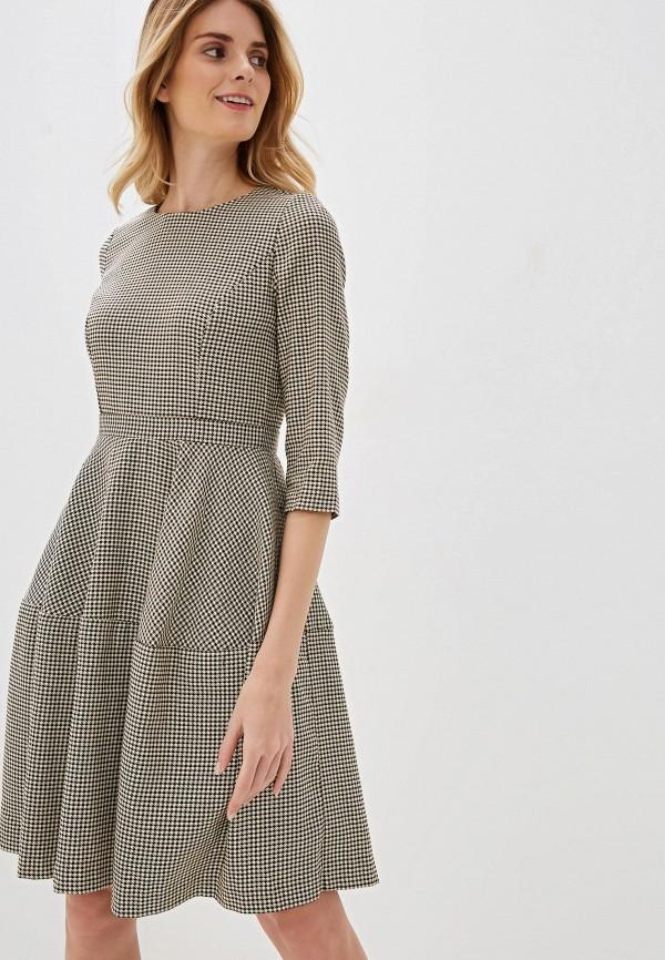 Фото - Женское платье Baon бежевого цвета