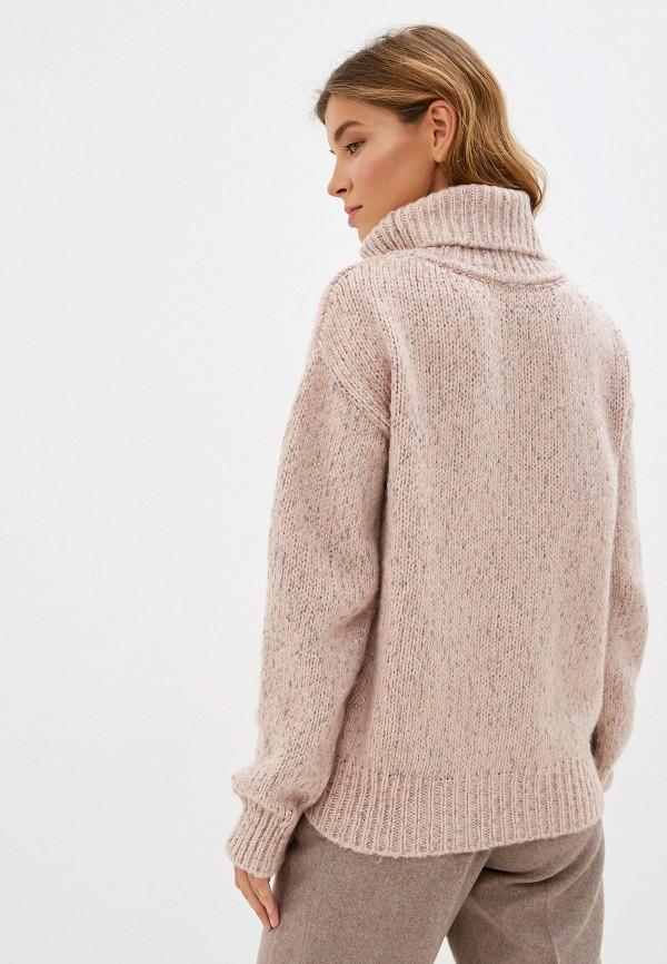 Фото 3 - Женский свитер Baon розового цвета