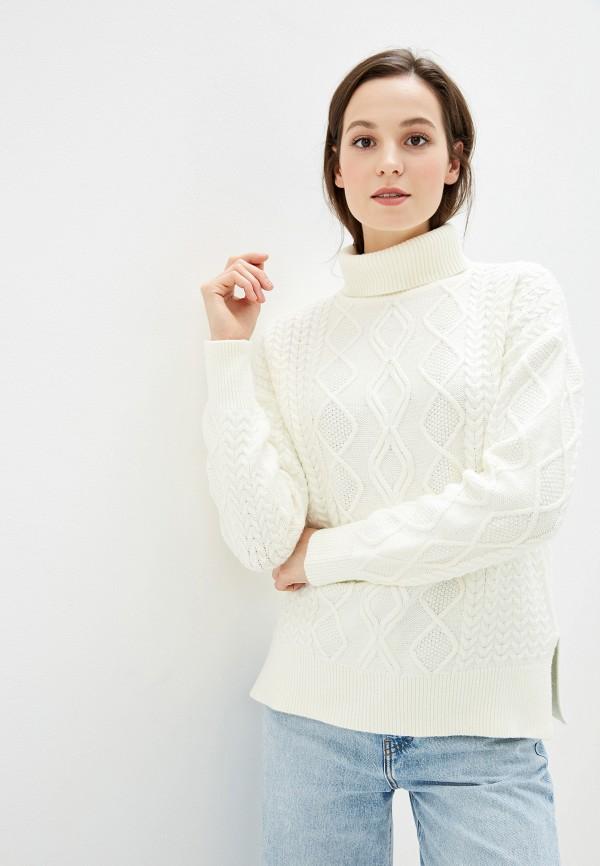 женский свитер baon, белый