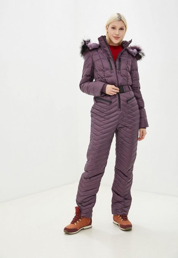 женские комбинезоны и костюмы baon, фиолетовые