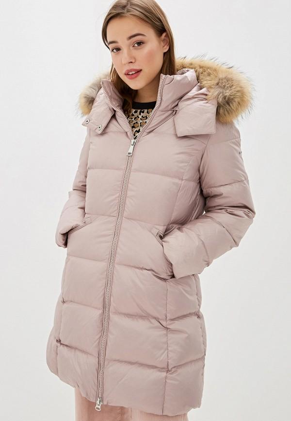 цены на Пуховик Baon Baon BA007EWFZET4  в интернет-магазинах
