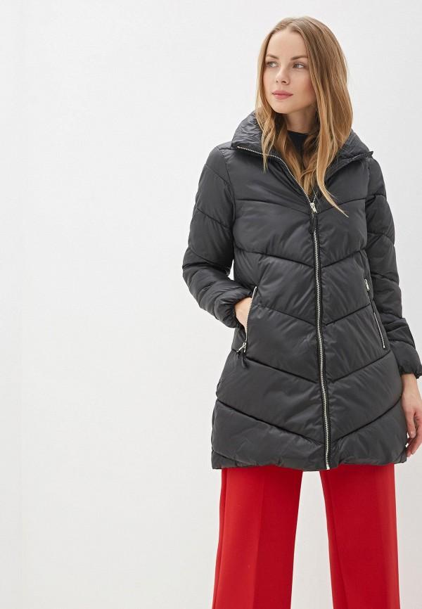 Куртка утепленная Baon Baon BA007EWFZEY8 куртка женская baon цвет черный b037544 black размер xl 50