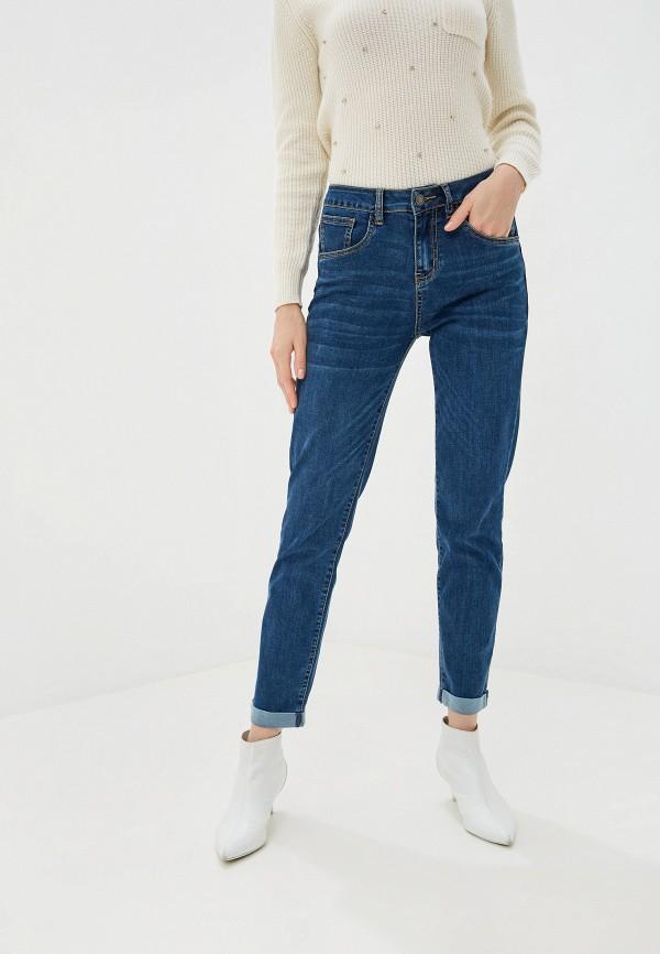 женские джинсы baon, синие