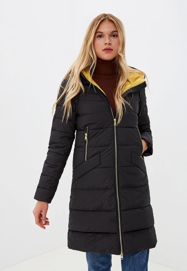 Куртка утепленная Baon Baon BA007EWGHIZ0 куртка женская baon цвет черный b037544 black размер xl 50