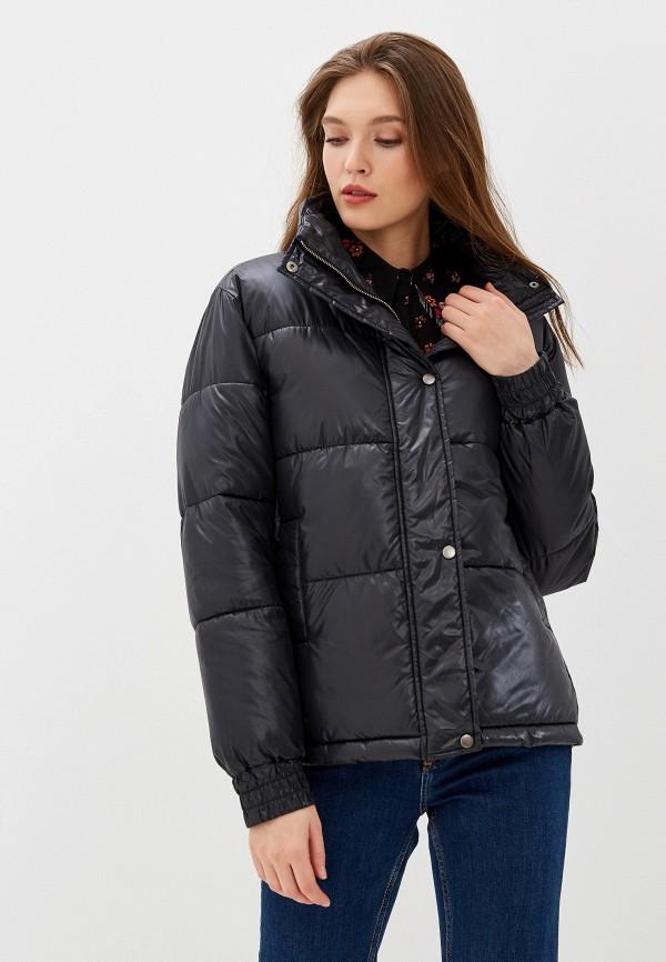 Куртка утепленная Baon Baon BA007EWGNEN3 куртка женская baon цвет черный b037544 black размер xl 50