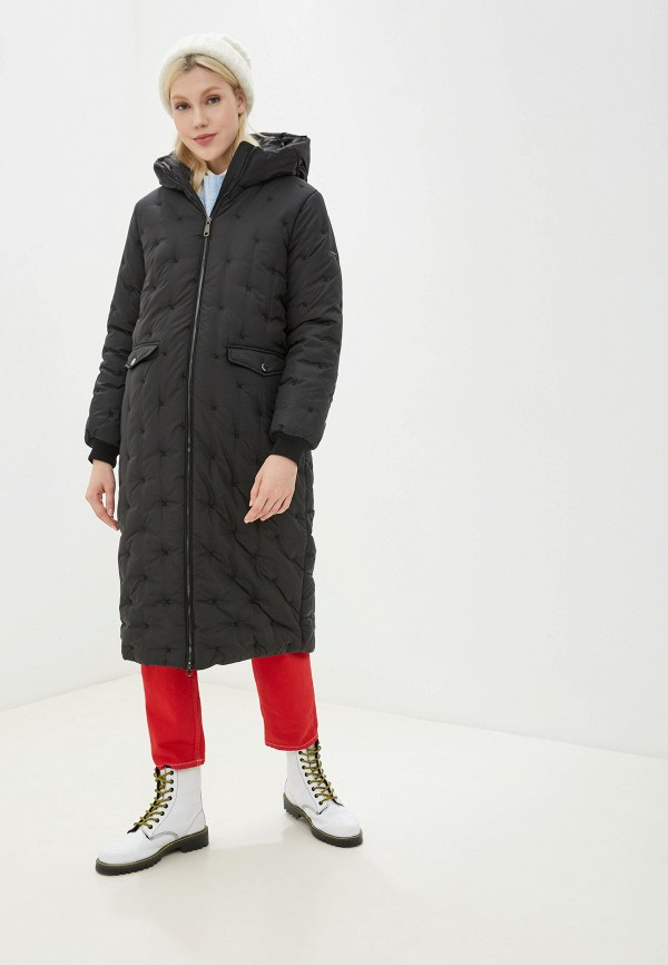 Куртка утепленная Baon Baon BA007EWHEJG3 куртка женская baon цвет черный b037544 black размер xl 50