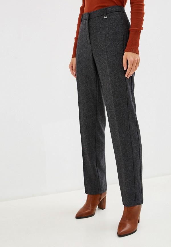 Фото - женские брюки Baon серого цвета