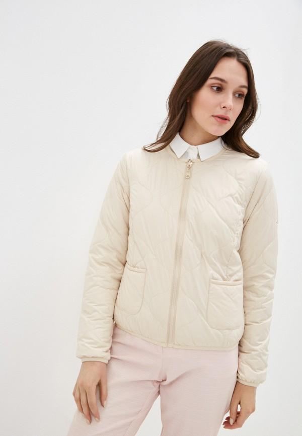 женская куртка baon, разноцветная