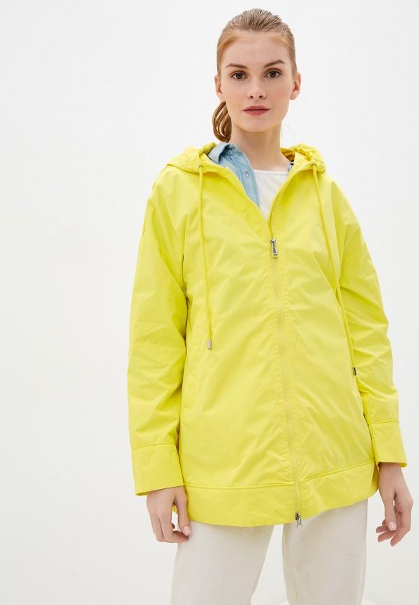 женская легкие куртка baon, желтая