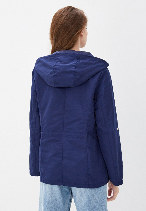 Фото 3 - Куртку Baon синего цвета