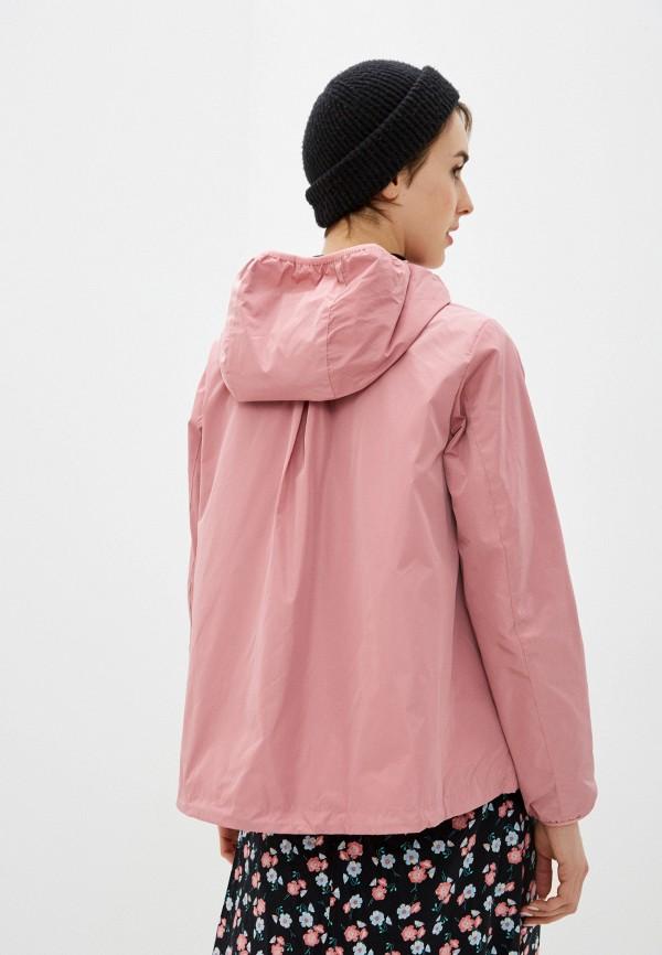 Фото 3 - Куртку Baon розового цвета