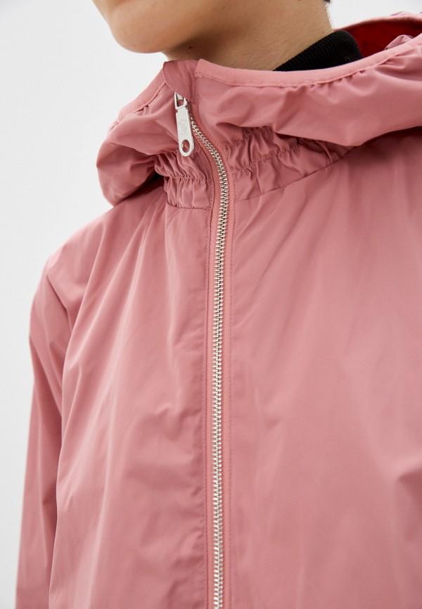 Фото 5 - Куртку Baon розового цвета