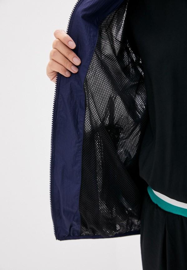 Фото 4 - Женскую ветровку Baon синего цвета