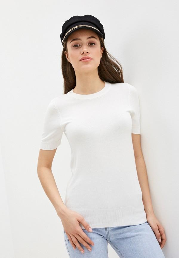женский джемпер baon, белый