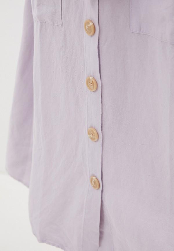 Фото 4 - Женское платье Baon фиолетового цвета