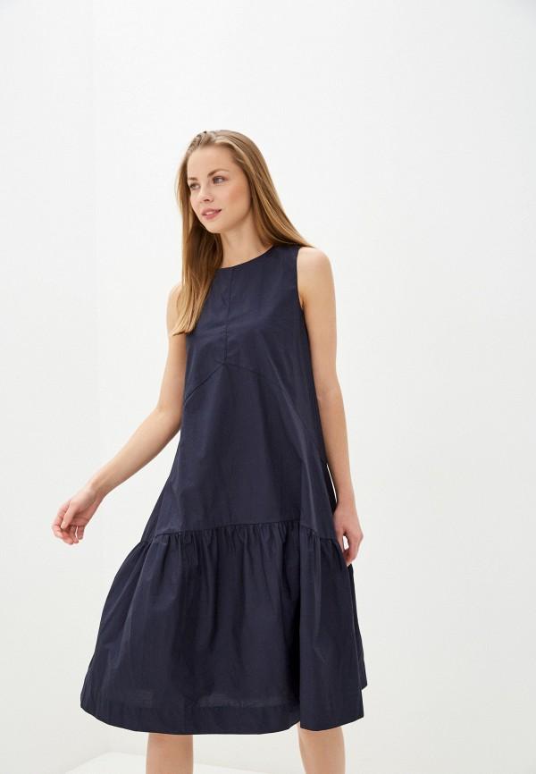 Фото - Женское платье Baon синего цвета