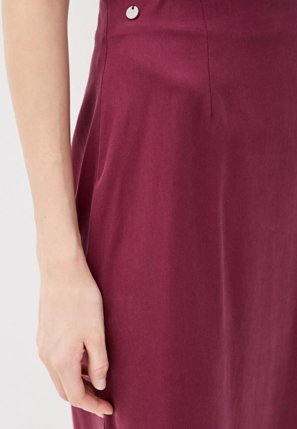 Фото 4 - Женскую юбку Baon фиолетового цвета