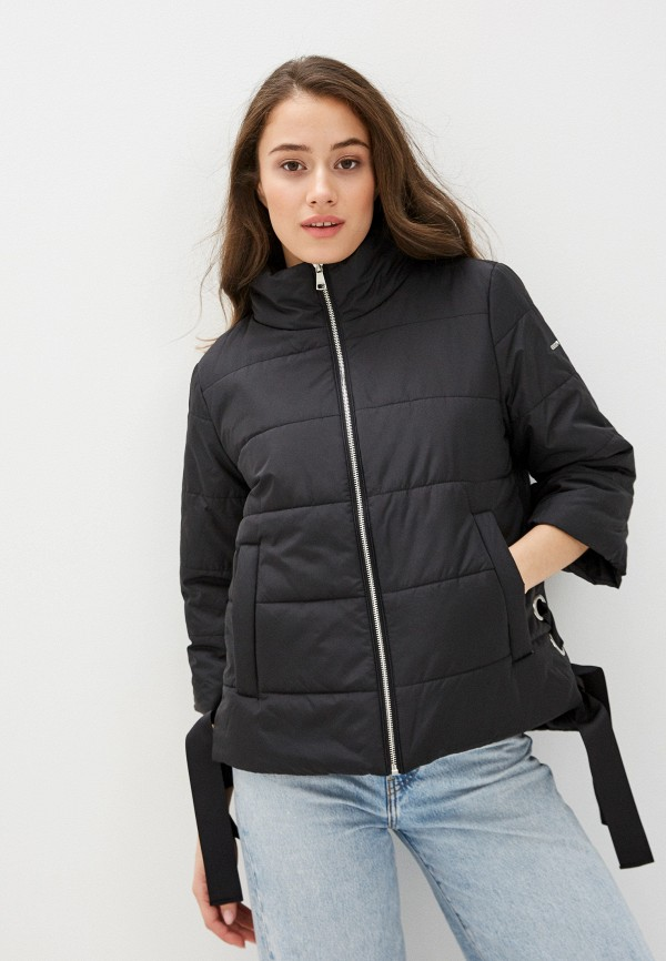 Куртка утепленная Baon Baon BA007EWINFJ6 куртка женская baon цвет черный b037544 black размер xl 50