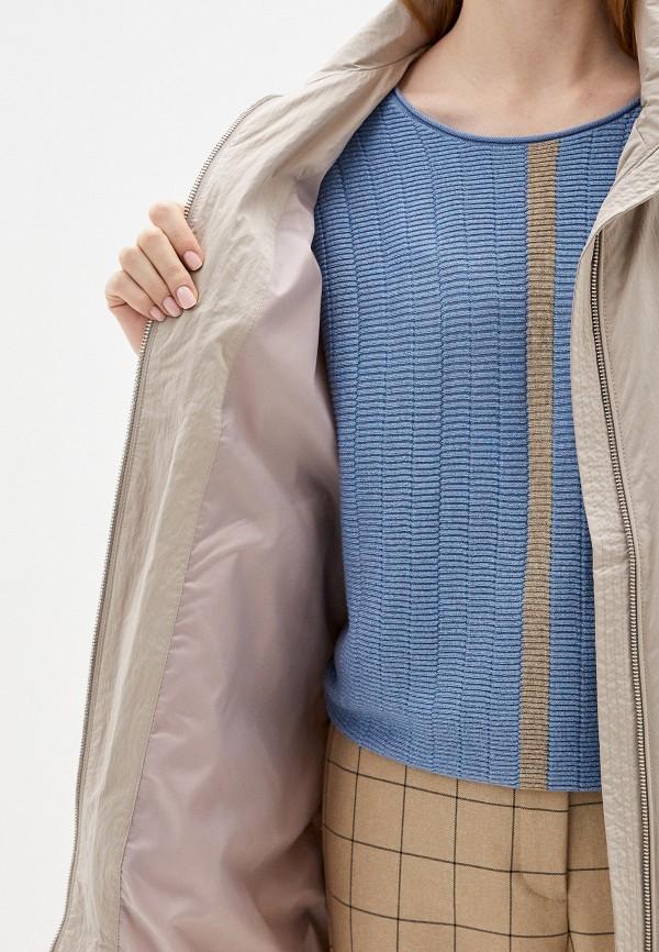 Фото 4 - Женское пальто или плащ Baon бежевого цвета