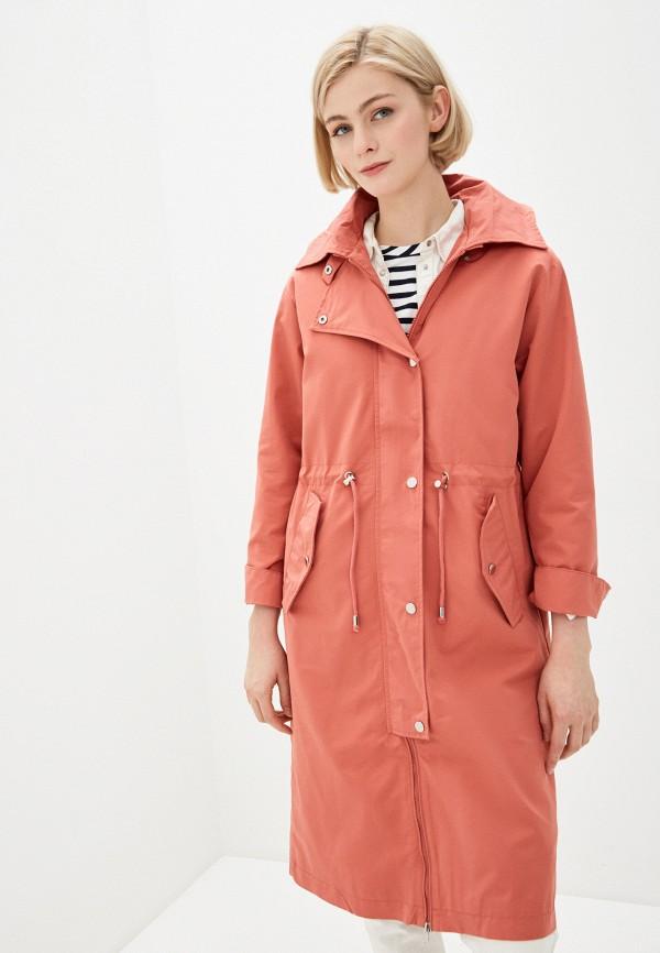 Фото - Женское пальто или плащ Baon розового цвета