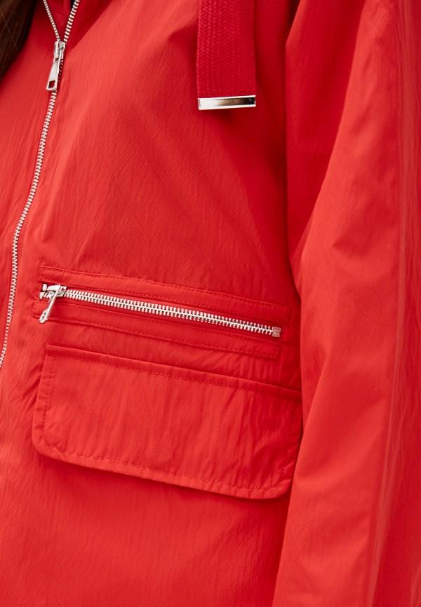 Фото 5 - Женскую ветровку Baon красного цвета