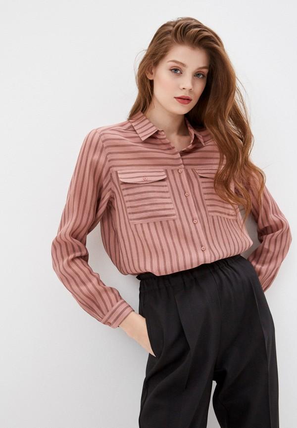 Фото - Женскую блузку Baon розового цвета