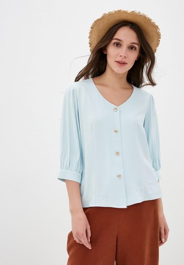 Фото - Женскую блузку Baon зеленого цвета