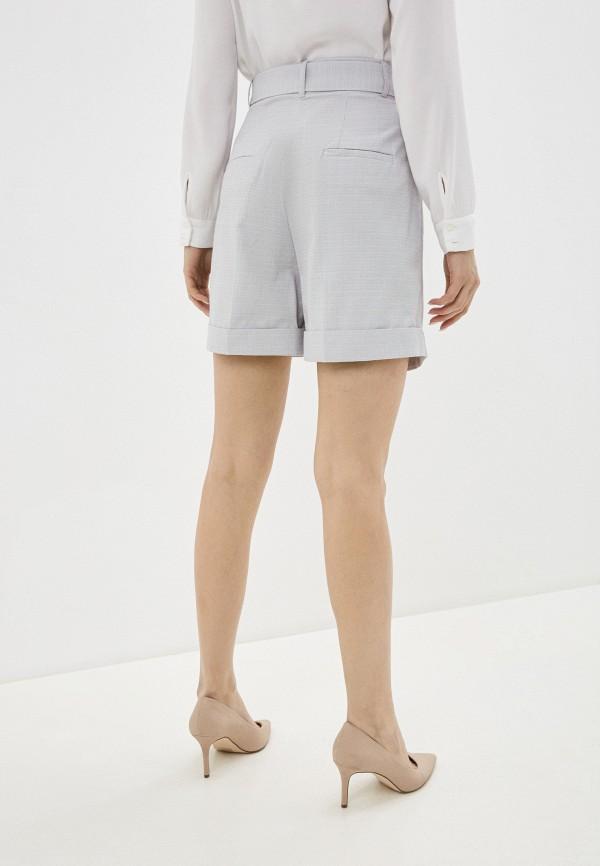 Фото 3 - Женские шорты Baon серого цвета
