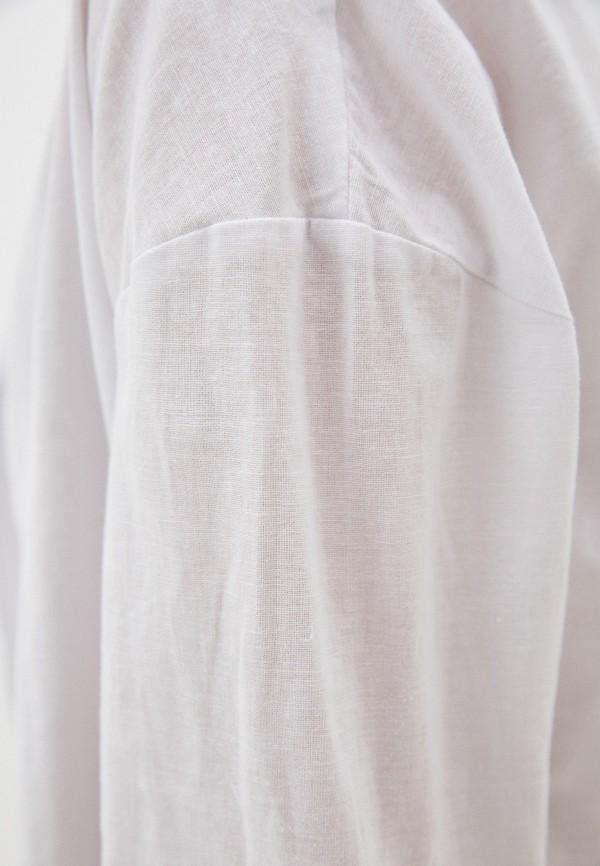 Фото 4 - Женский жакет Baon белого цвета