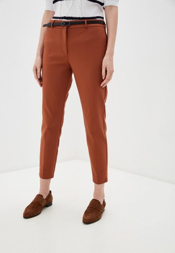 женские брюки baon, коричневые