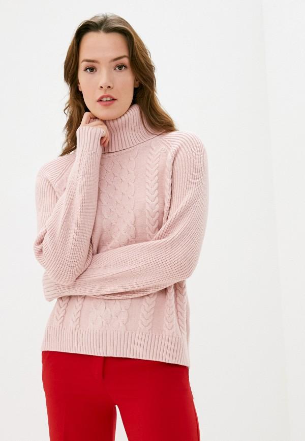 женский свитер baon, розовый