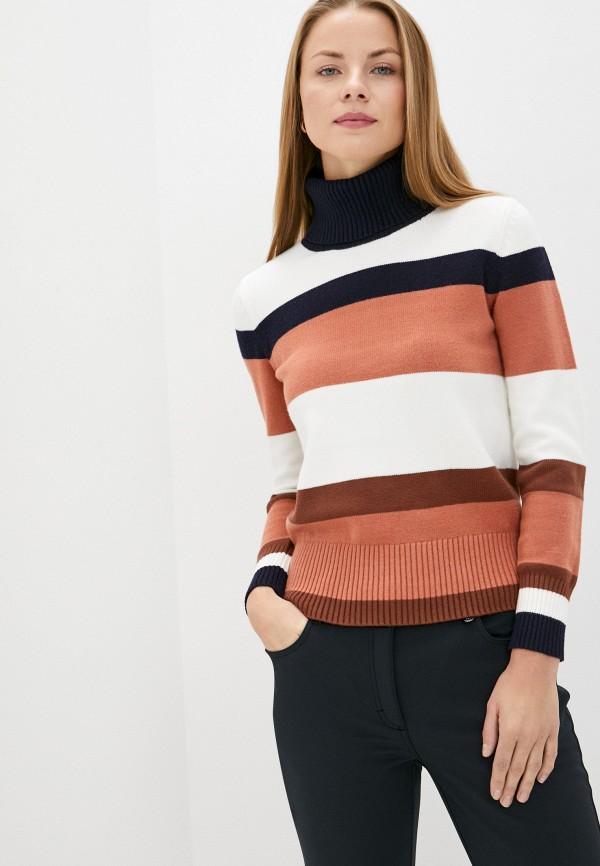 женский свитер baon, разноцветный