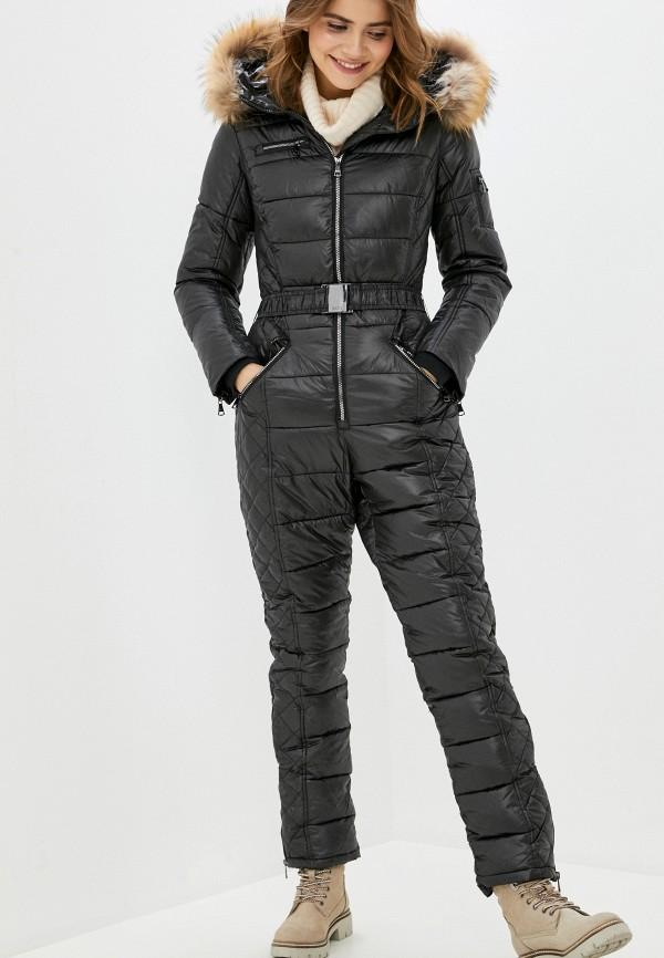 женские комбинезоны и костюмы baon, черные