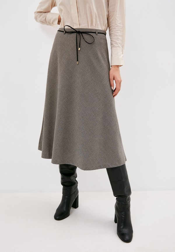 женская юбка baon, бежевая
