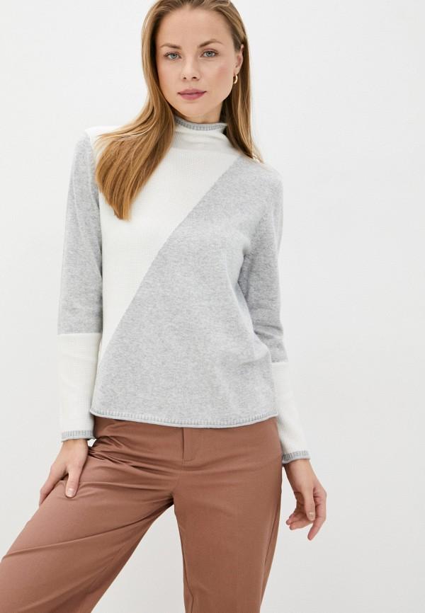 женский свитер baon, серый