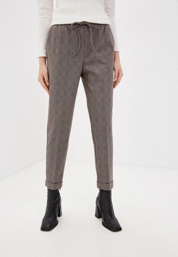 женские брюки baon, бежевые