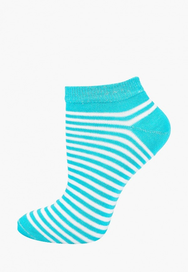 женские носки baon, голубые