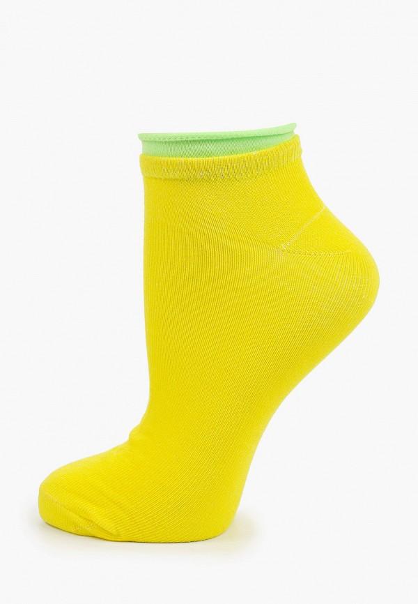 женские носки baon, желтые