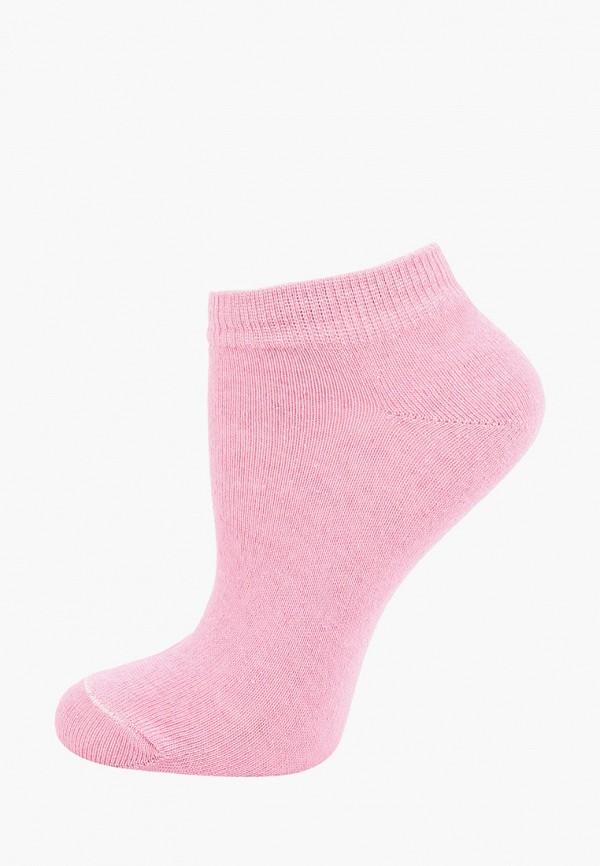 женские носки baon, розовые