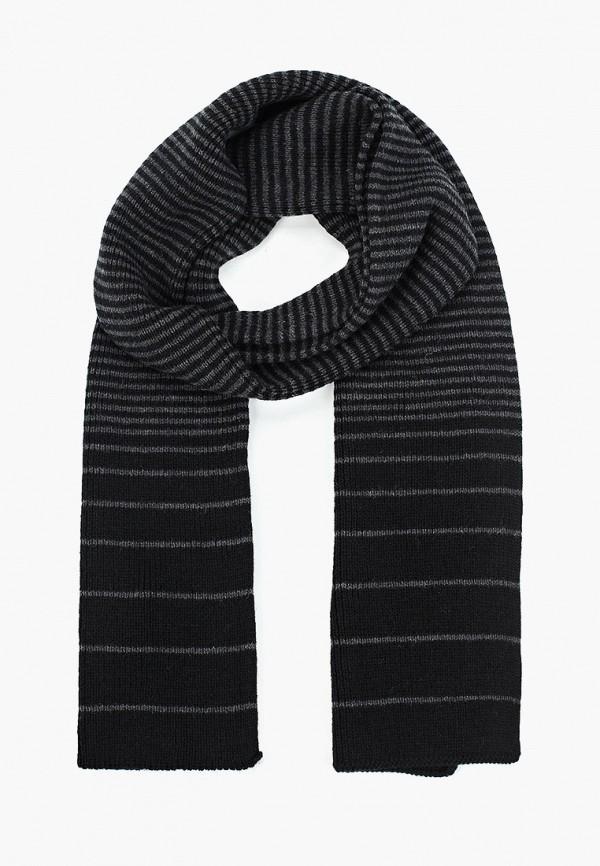 мужской шарф baon, черный