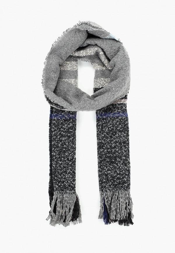 Купить Шарф Baon, Baon BA007GWCKZQ8, серый, Осень-зима 2018/2019
