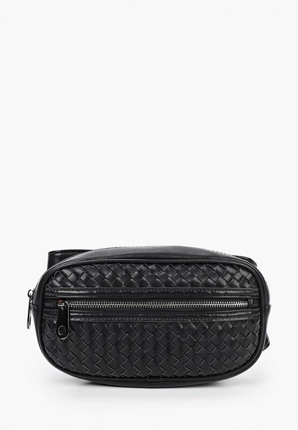 мужская сумка baggini, черная