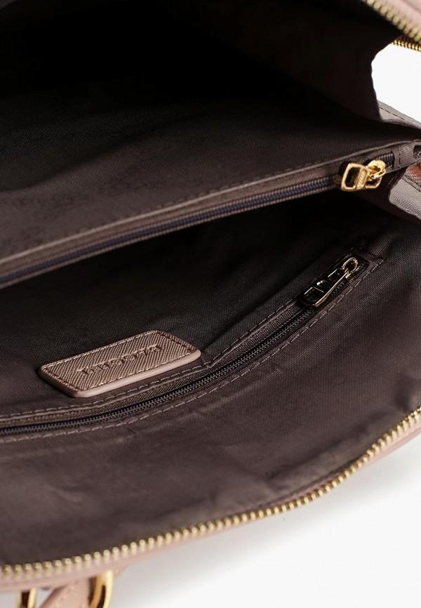 Фото 3 - женский рюкзак Baggini розового цвета