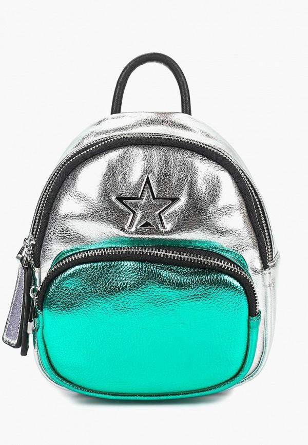 женский рюкзак baggini, зеленый