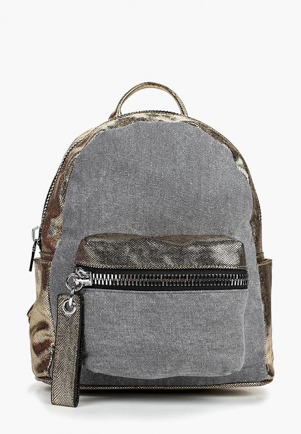женский рюкзак baggini, серый