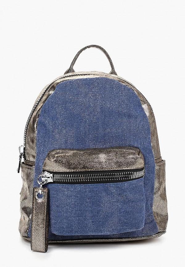 женский рюкзак baggini, синий