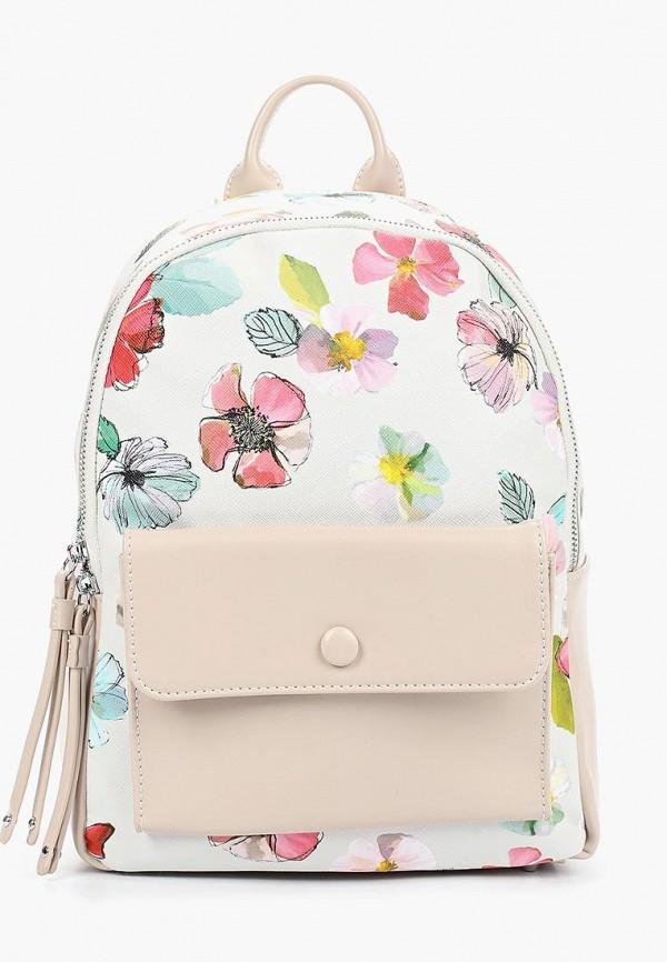 женский рюкзак baggini, белый