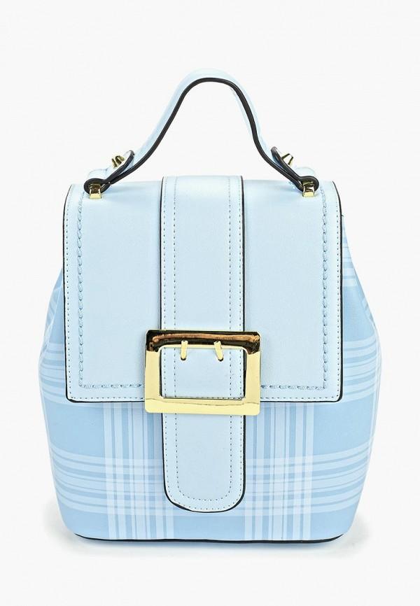 женский рюкзак baggini, голубой